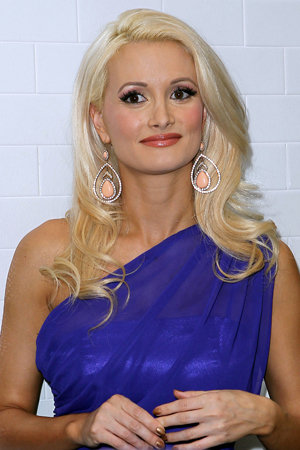 Holly Madison's boyfriend might be going to prison