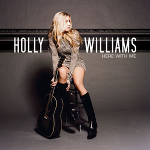 Holly's Here with Me CD