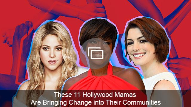 Hollywood's Humamatarians slideshow
