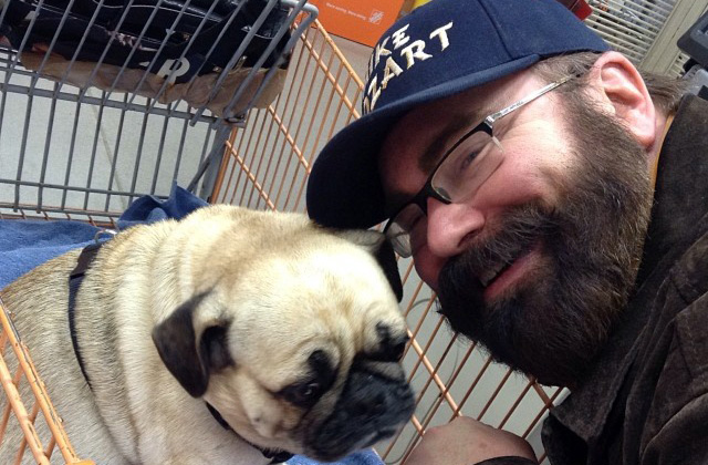 pug in home depot
