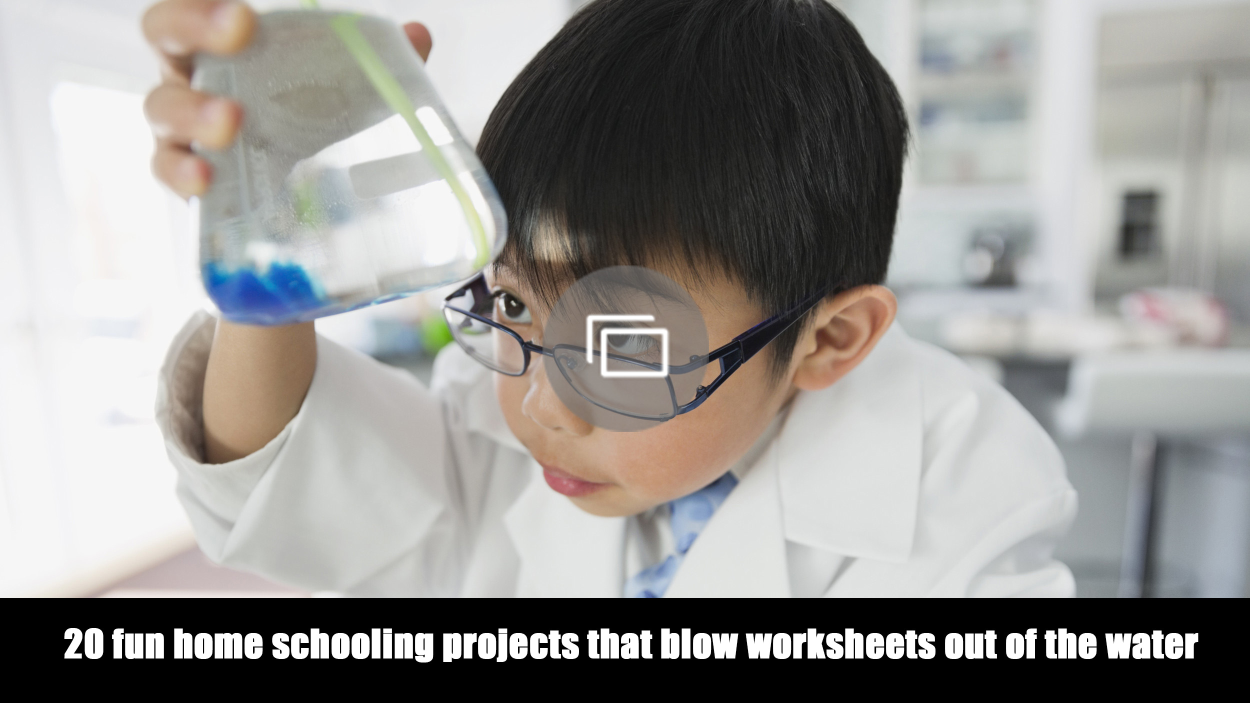 home schooling projects