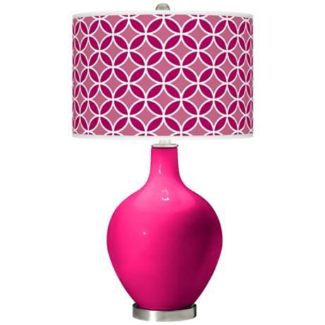 LampsPlus-magenta-lamp