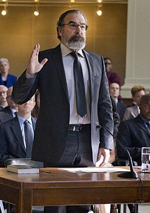 Homeland season 3 premiere Saul
