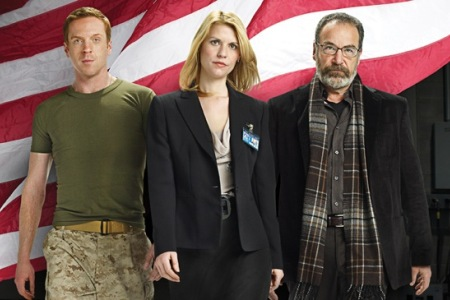 Claire Danes, Damian Lewis and Mandy Patinkin take on terrorism