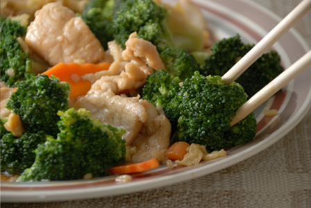 Chinese Take Out At Home Chicken And Broccoli Recipe Sheknows