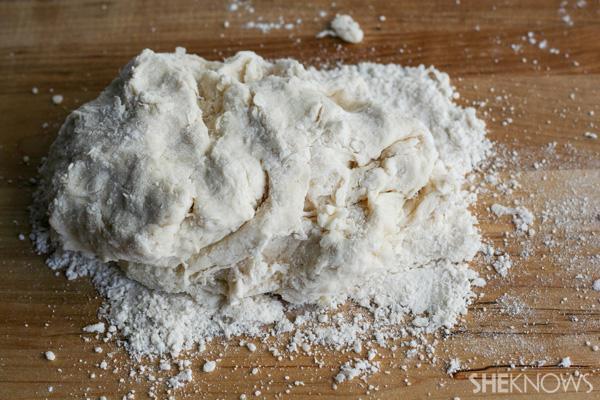 Homemade tortillas -- Step 4a