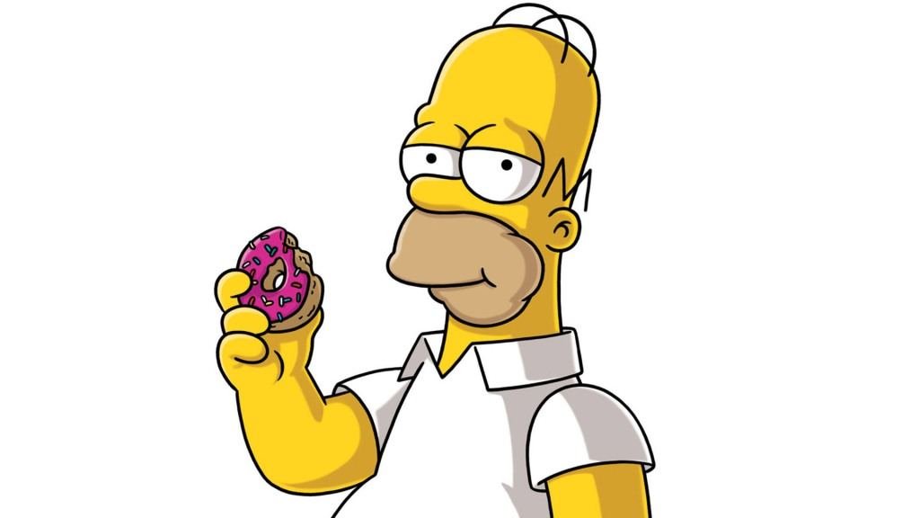 Scientists to unveil first ever real picture of black hole Homer-simpson-doughnuts