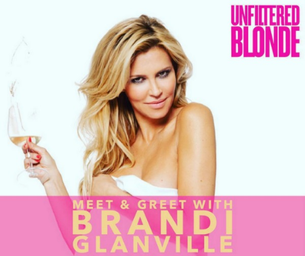 Brandi Glanville meet and greet