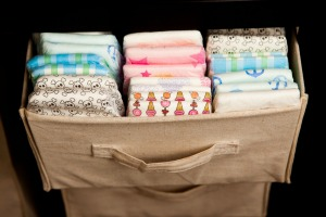 Diapers from The Honest Company