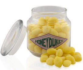 Sherbert lemondrops that Dumbledore eats in the Harry Potter movie