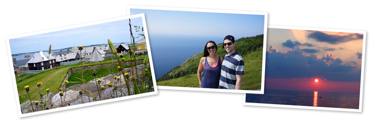 Destination: Cape Breton, Nova Scotia