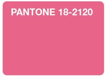 Pantone Honeysuckle