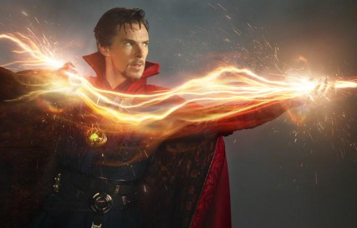 Benedict Cumberbatch Steals the Spotlight in