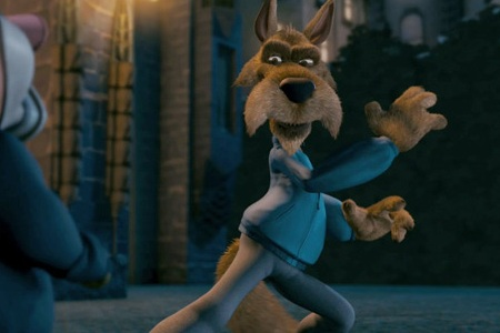 Hoodwinked Too: The Wolf!