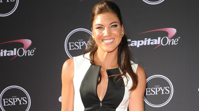 Hope Solo wants everyone to know