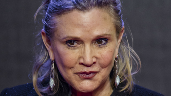 Carrie Fisher slams body-shamers with hilarious