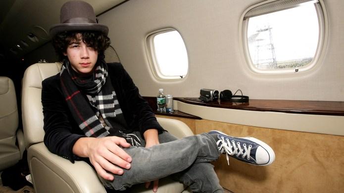 LONDON - MARCH 10: Nick Jonas