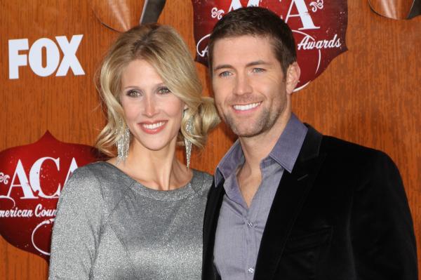 Jennifer and Josh turner