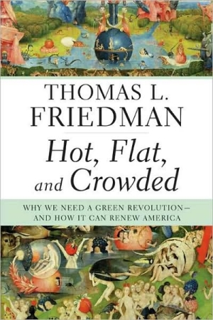 Hot, Flat and Crowded is on Obama's summer reading list