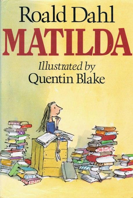 Books for girls: Matilda