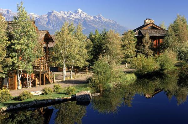 Spring Creek Ranch, Wyoming