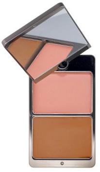 Hourglass Cosmetics Illume Bronzer Duo in Sunset