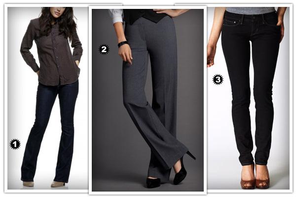 Hourglass pants