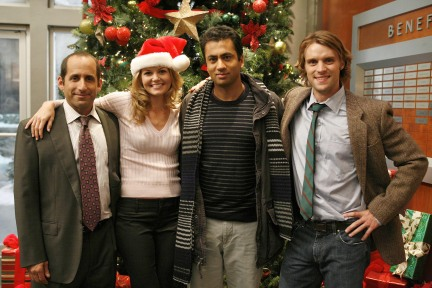 Happy holidays from House