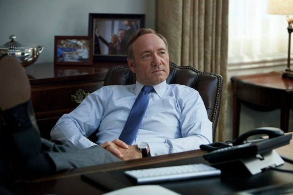 House of Cards Season 2 premieres on Valentines Day Feb 14 2014