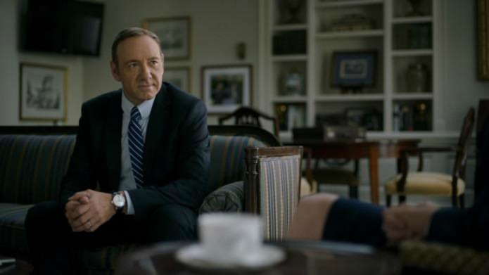 House of Cards Season 3: One