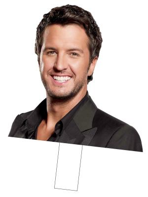 2013 ACM Host Luke Bryan