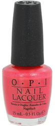 Our pick: OPI Bright Lights Big Color Coral (Overstock.com, $8)