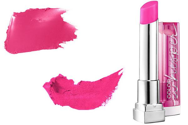Shocking pink pout
