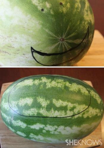 How to make a watermelon elephant serving bowl   SheKnows.com