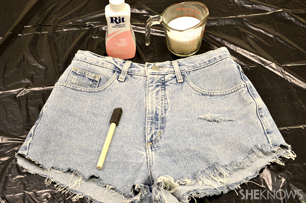 How to make jean shorts | SheKnows.com
