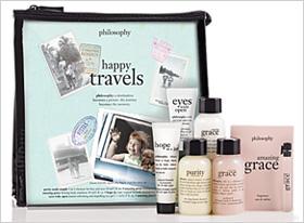 Philosophy's Happy Travels kit, $32