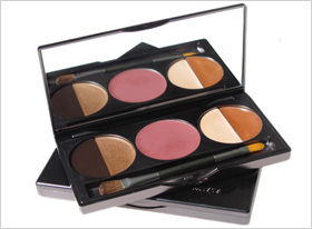 Three Custom Color Specialists Daytime Drama Palette, $74.