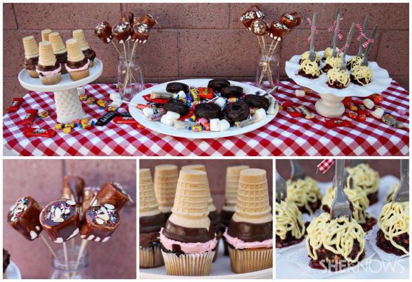 Cloudy with a Chance of Meatballs party | SheKnows.com