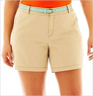 Welt Pocket Shorts,jpc(jcpenny, $30)