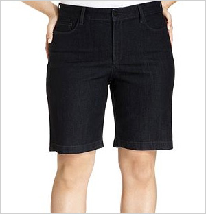 Helen Bermuda Shorts, NYDJ (Macy's, $78)