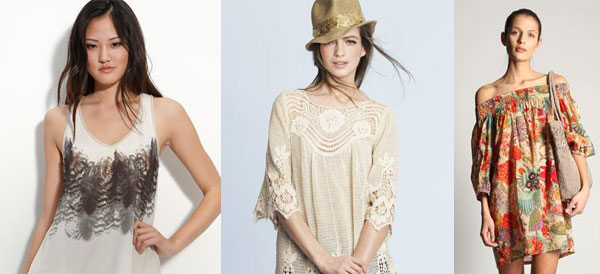 How to wear the boho trend