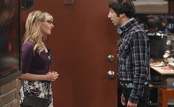 Howard and Bernadette The Big Bang Theory