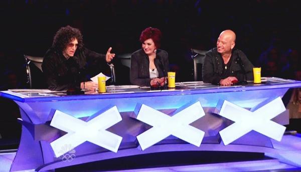 Howard Stern -- America's Got Talent