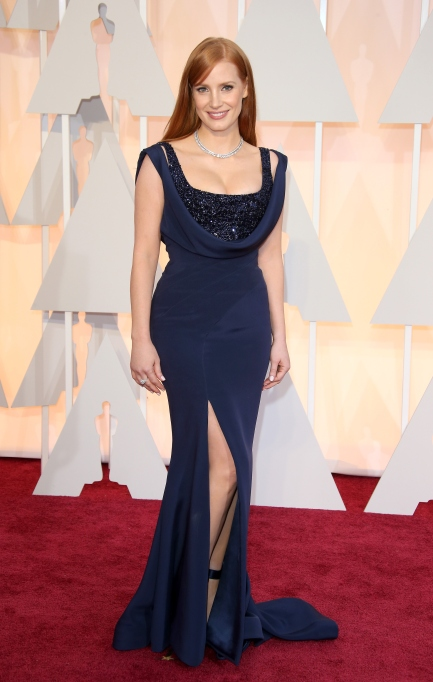 Jessica Chastain Oscars