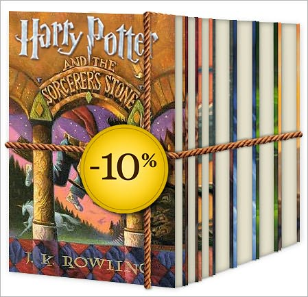 The Complete Harry Potter cover