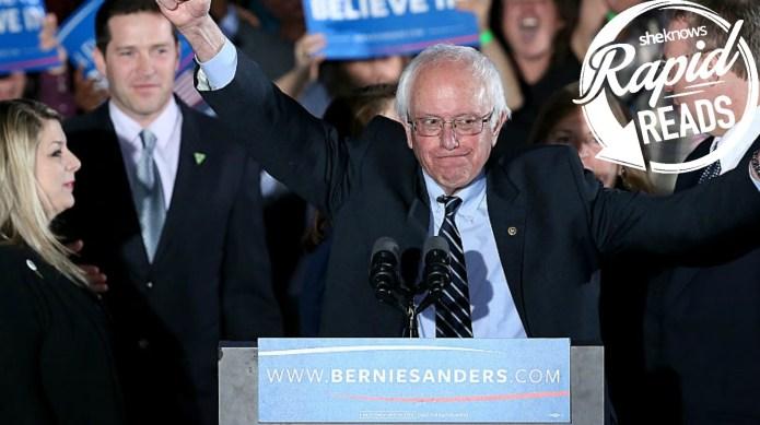 Trump and Sanders win New Hampshire,