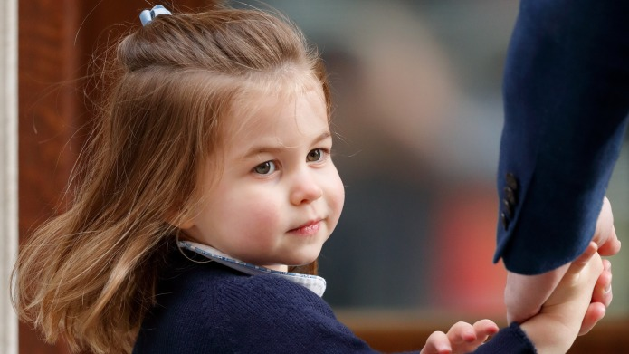 These New Photos of Princess Charlotte