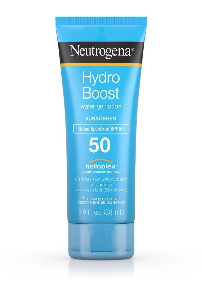 Neutrogena Hydro Boost Water Gel Lotion Sunscreen SPF 50