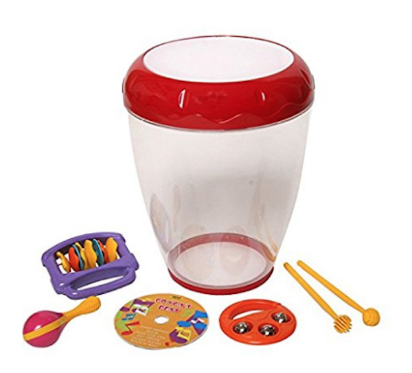 Gifts for kids with autism: Conga Band Set