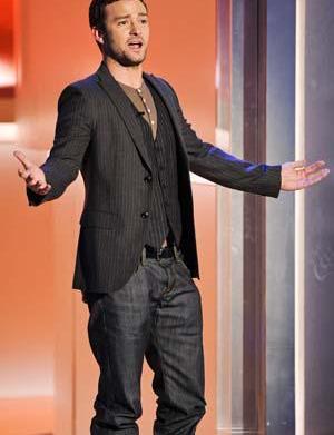 Justin Timberlake unveils Myspace TV at